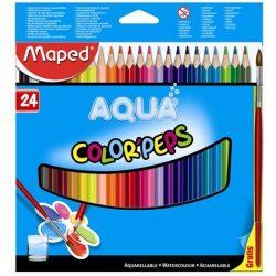 MAPED akvarell színesceruza 12db / 18db / 24db-os