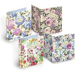 PIGNA Nature Flowers gyűrűskönyv A/5