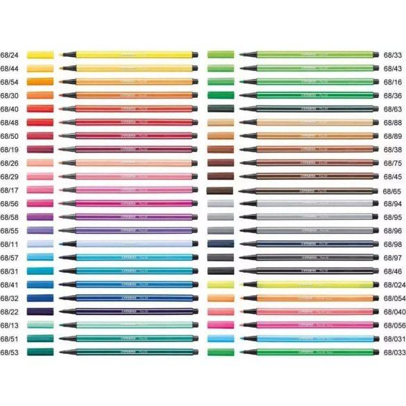 Filctoll STABILO Pen 68