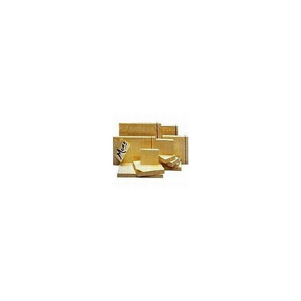 Öntapadós jegyzettömb sárga 75x125mm 100lap