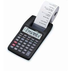 Számológép CASIO HR-8 szalagos 12 digit