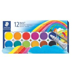 STAEDTLER vízfesték 12 szín