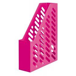HAN műanyag iratpapucs rózsaszín, pink