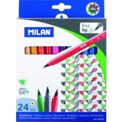 MILAN filckészlet 24db 610