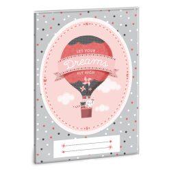 ARS UNA füzetborító A/5 Barcelona