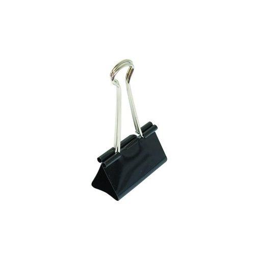 Binder csipesz fém 15mm 12db