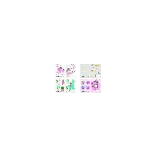 T-Creativ füzetborító A/5 Girls II. 10db