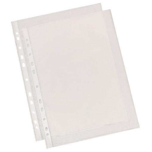 Genotherm lefűzhető PETIT A/4 víztiszta 50 mikron 100db/csom