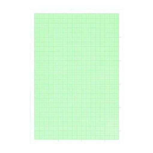 Milliméter papír A/4 10db
