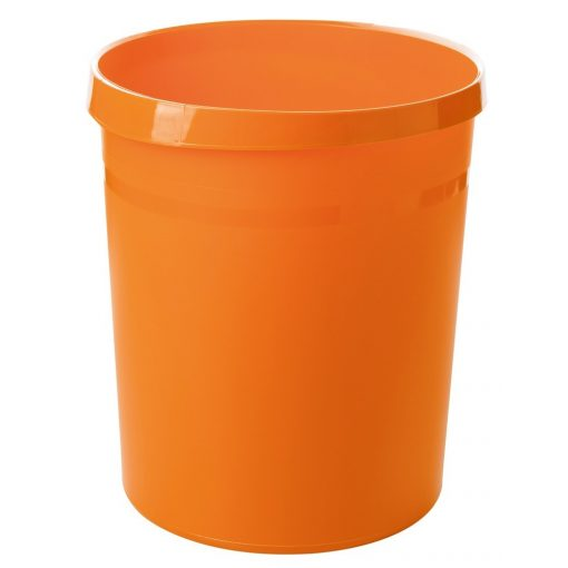 HAN papírkosár / szemétkosár 18literes narancssárga
