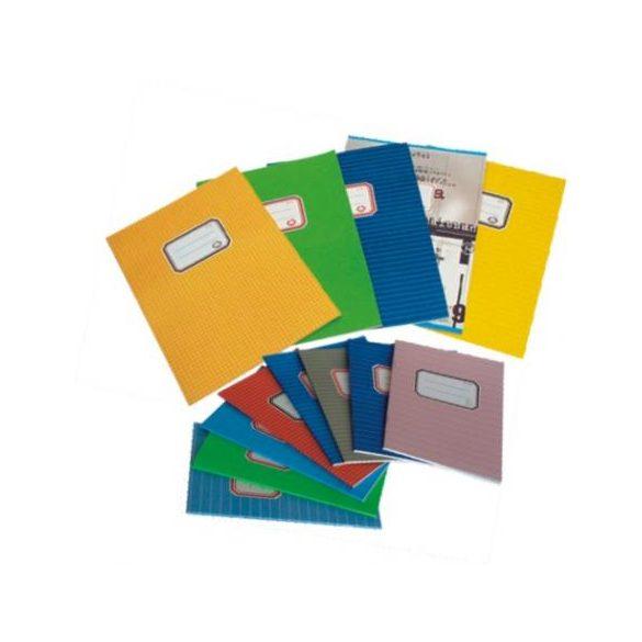 Iskolai füzet A/4-es kockás, négyzethálós 87-32