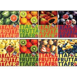 PIGNA Fruits füzet A/5 32 lapos vonalas