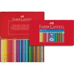 FABER CASTELL Grip színesceruza 36db fémdobozban