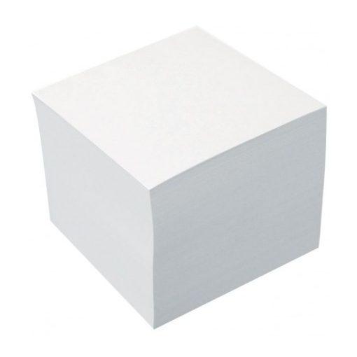 Asztali tömbkocka 10x10x10cm (ragasztott)