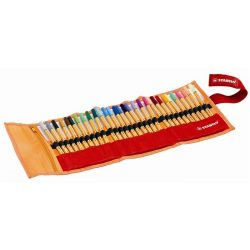 STABILO Point 88 tűfilc készlet 30db felcsavarható tolltartóban