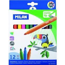 MILAN filckészlet 12db 631