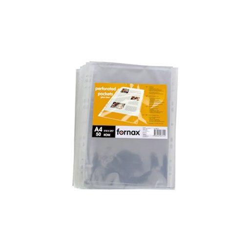 Genotherm lefűzhető PETIT XL( 220x300mm) A/4 víztiszta 130 mikron 50db/csomag