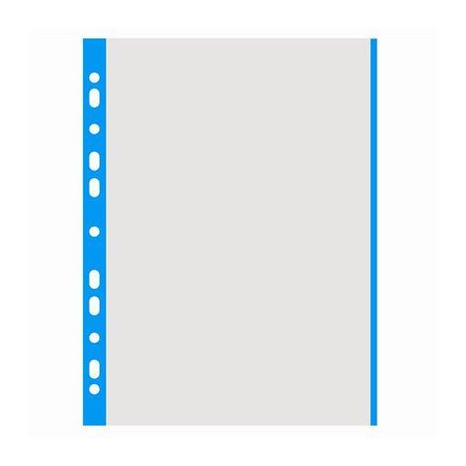 DONAU lefűzhető genotherm A/4 100db színes széllel