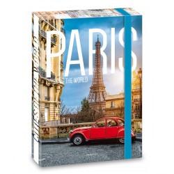 ARS UNA füzetbox  A/4 Paris
