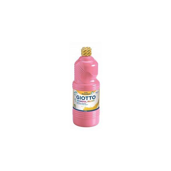 GIOTTO tempera 500ml rózsaszín