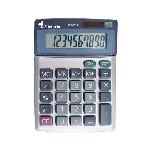 Számológép VICTORIA GVA-260 asztali 10 digit