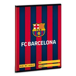 ARS UNA füzet A/5 32 lapos I. osztályos vonalas, Barcelona 14-32