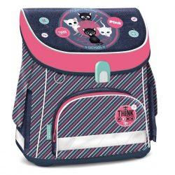 Ars Una kompakt easy mágneszáras iskolatáska Think Pink II