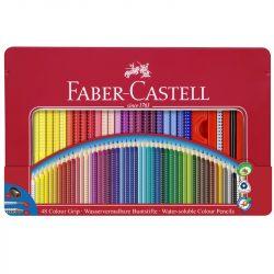 FABER CASTELL Grip színesceruza 48db fémdobozban
