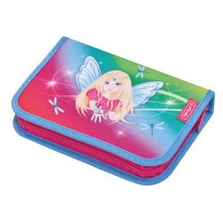 HERLITZ tolltartó Rainbow Fairy, töltött, 31 részes