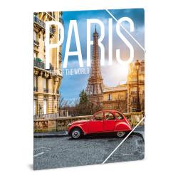 ARS UNA gumis mappa A/4 Paris