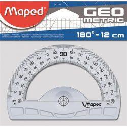MAPED szögmérő műanyag 180 fok
