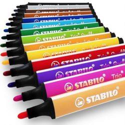 Stabilo Trio Scribbi rugó filc 1,5-2mm