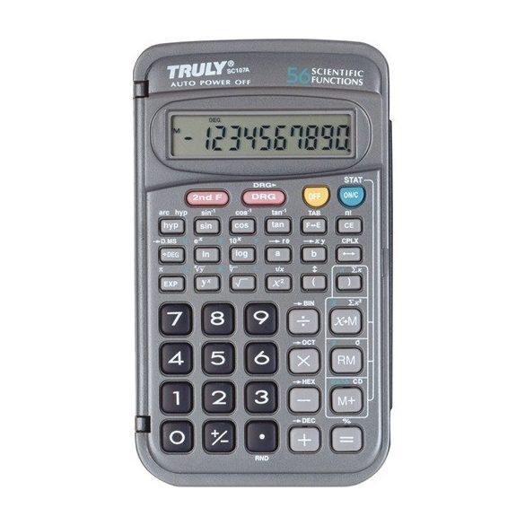 Számológép TRULY SC107A tudományos  56 funkciós