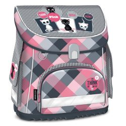 Ars Una kompakt easy mágneszáras iskolatáska Think Pink
