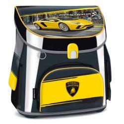 Ars Una kompakt easy mágneszáras iskolatáska Lamborghini II