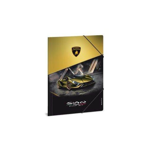ARS UNA gumis mappa A/4 Lamborghini