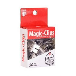 ICO magic clip 4,8mm 50db