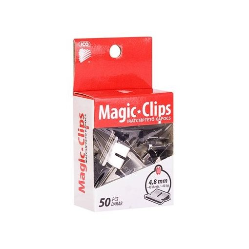 ICO magic clip 4,8mm 50db