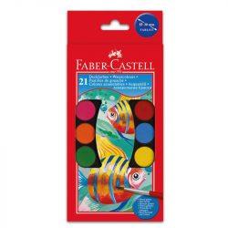 Vízfesték Faber-Castell 30mm 21 szín