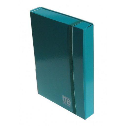 Füzetbox A/4 BLASETTI One zöld