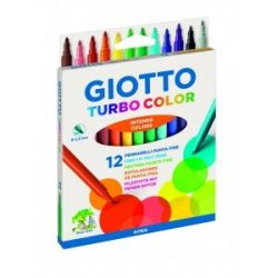GIOTTO filckészlet 12db Turbo Color