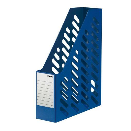 HAN műanyag iratpapucs kék