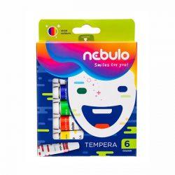 NEBULÓ tempera 6db-os