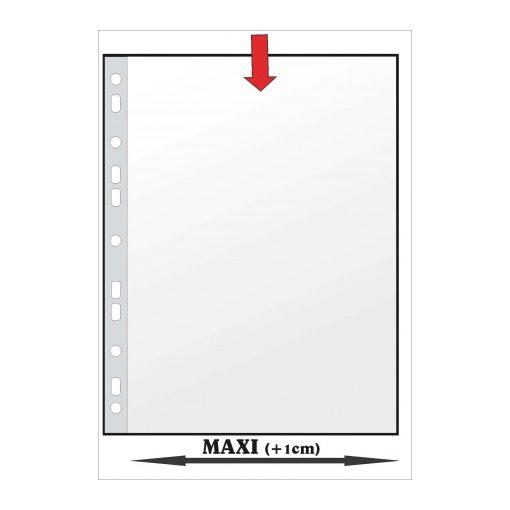 ESSELTE 259760 lefűzhető Maxi genotherm 25db/csom