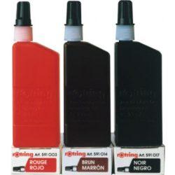 ROTRING tus tinta 23ml piros