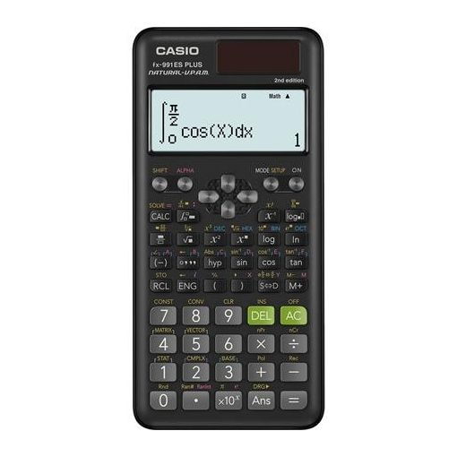 Számológép CASIO FX-991ES Plus tudományos 417 funkció