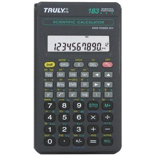 Számológép TRULY SC118B tudományos  153 funkciós