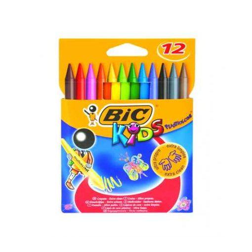 Zsírkréta BIC Kids 12db-os