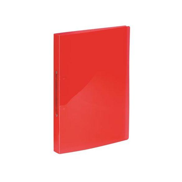 VIQUEL Propyglass PP gyűrűskönyv A/4