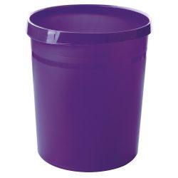 HAN papírkosár / szemétkosár 18literes lila